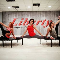 "Студия ""LIBERTY bungee fitness"" - Kangoo Jumps"