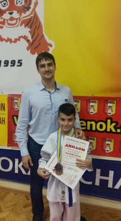 Тренер Негатуров Дмитрий Александрович - Одесса, Каратэ