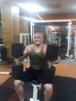 Тренер Андрианов Сергей - Одесса, Тяжелая атлетика