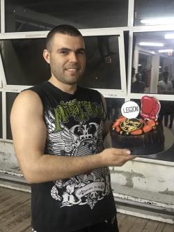 Тренер Вершигора Евгений Александрович - Одесса, Тайский бокс
